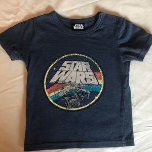 Infant Star Wars t-shirt
